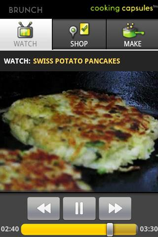 【免費生活App】Cooking Capsules Brunch-APP點子