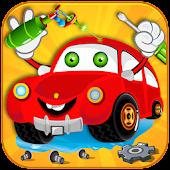 Game Mechanic Car Garage && Salon APK for Kindle