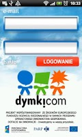 Screenshot of dymki.com - FotoLoader