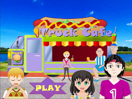 Screenshot of Truck Cafe FV