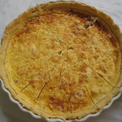 Best-Ever Quiche Lorraine