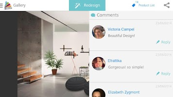 Screenshot of Homestyler Interior Design