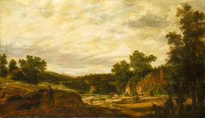 RIJKS: Pieter Stalpaert: painting 1635