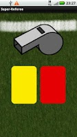 Screenshot of Super-Referee, Football