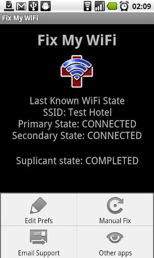 Fix My WiFi