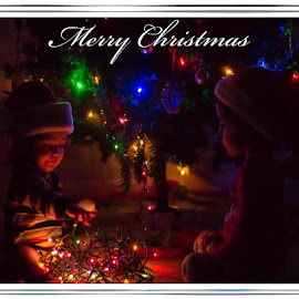 Christmas by Francia Gonzalez - Babies & Children Toddlers