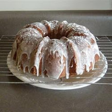 Key Largo Key Lime Pound Cake with Key Lime Glaze