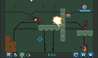Screenshot of Spy Bear