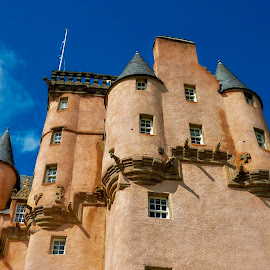 My New Home by Christine May - Buildings & Architecture Public & Historical ( scotland, aberdeenshire, scottish castle, castle, historic,  )