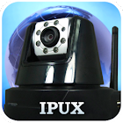 uIpuxCam: Audio & Video icon