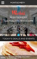 Screenshot of Westfield US