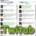 Twitub icon