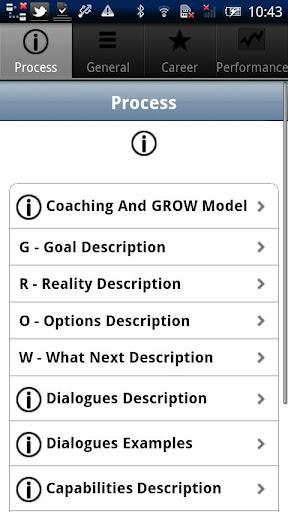 Coaching: Career Performance