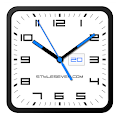 App Square Clock Android-7 APK for Kindle