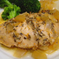 Herbed Turkey Breast With Orange Sauce - Crock Pot