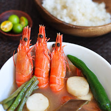 Shrimp Sinigang