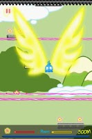 Screenshot of Slime Jump 2
