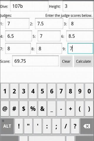 【免費運動App】Dive Calculator-APP點子