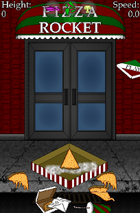 Pizza Rocket - screenshot
