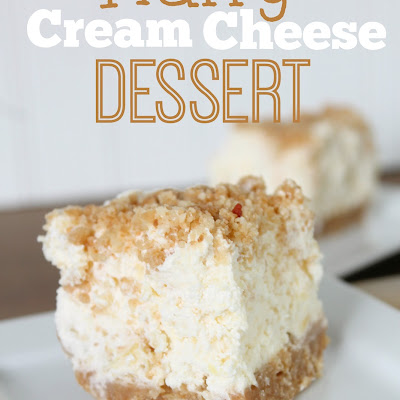 Fluffy Cream Cheese Dessert