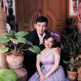 Preweeding by Alnia Furwani Maulina - People Couples