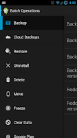 Screenshot of Ultimate Backup Pro