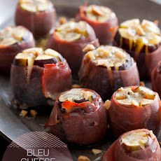 Bleu Cheese Stuffed Figs