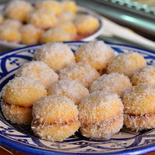 Moroccan Coconut Snowball Cookies - Richbond Cookies