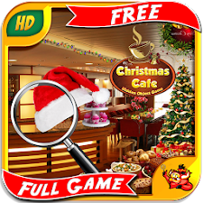 Christmas Cafe Hidden Objects