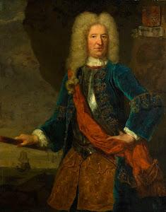 RIJKS: Mattheus Verheyden: painting 1728