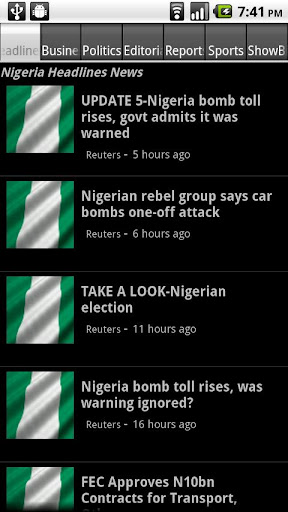 Nigerian News For Android