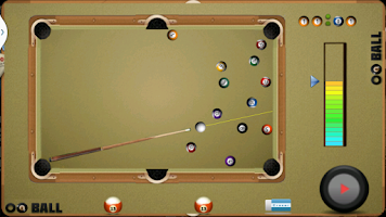 Screenshot of Billiards