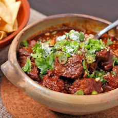 Real Texas Chili Con Carne