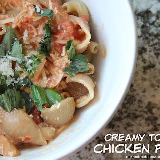 Chicken Pasta Tomato Soup Recipes