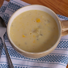 Gluten-Free Tuesday: Corn Chowder