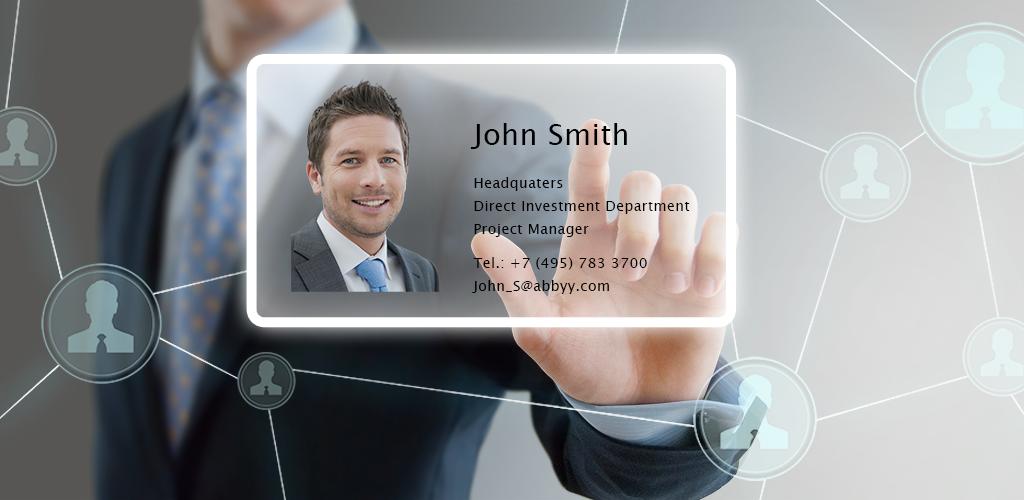 Business Card Reader Pro - Business Card Scanner 4.10.0.9 Apk ...