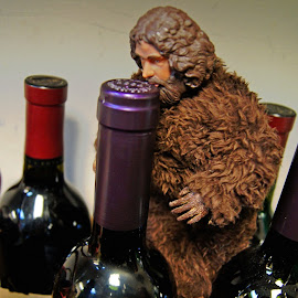 Bigfoot by Charles Ward - Artistic Objects Toys