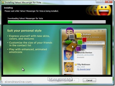 how to add new friends in new yahoo messenger