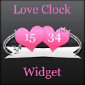 Love Digital Clock icon