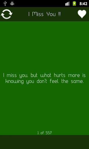Authentic Miss You Quotes