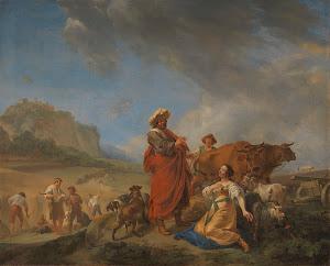 RIJKS: Nicolaes Pietersz. Berchem: painting 1650