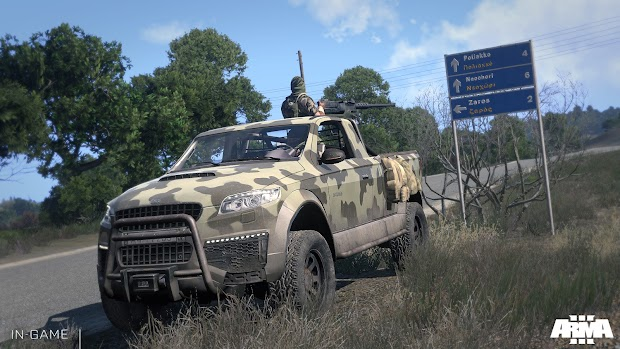 Part two of Arma III's single player campaign arrives to download