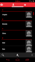 Screenshot of RED Jelly CM10.1 Theme Chooser
