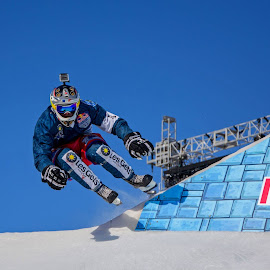 Pacome Schmitt #CrashedIce © 2014 Boucerman Photography by Thomas Nelson - Sports & Fitness Other Sports