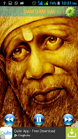 Screenshot of SaiBaba Ringtones - Wallpapers