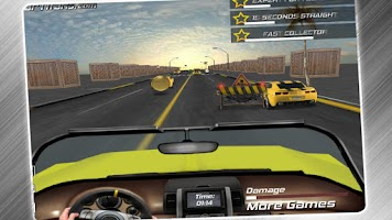 Screenshot of Racing Cars 3D - Speed Car 2
