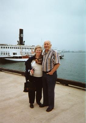 Grandma and Pappa