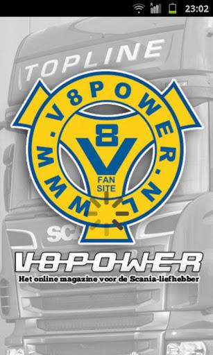 V8power.nl APP