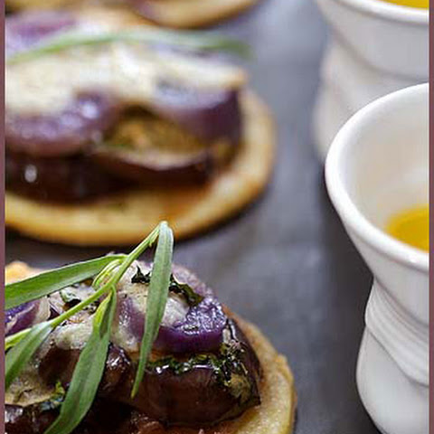 Purple Tartlets