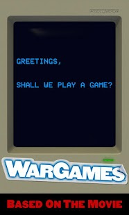 WarGames: WOPR Free - screenshot